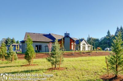 House Plan 69582AM comes to life in Oregon - photo 011