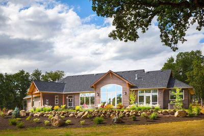Beautiful Northwest Ranch Home Plan - 69582AM thumb - 06