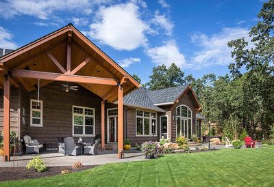 Beautiful Northwest Ranch Home Plan - 69582AM thumb - 07