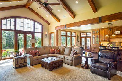 Beautiful Northwest Ranch Home Plan - 69582AM thumb - 12