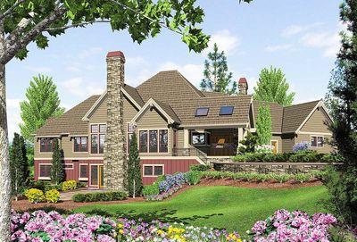 Award Winning Home Plan - 6969AM thumb - 23