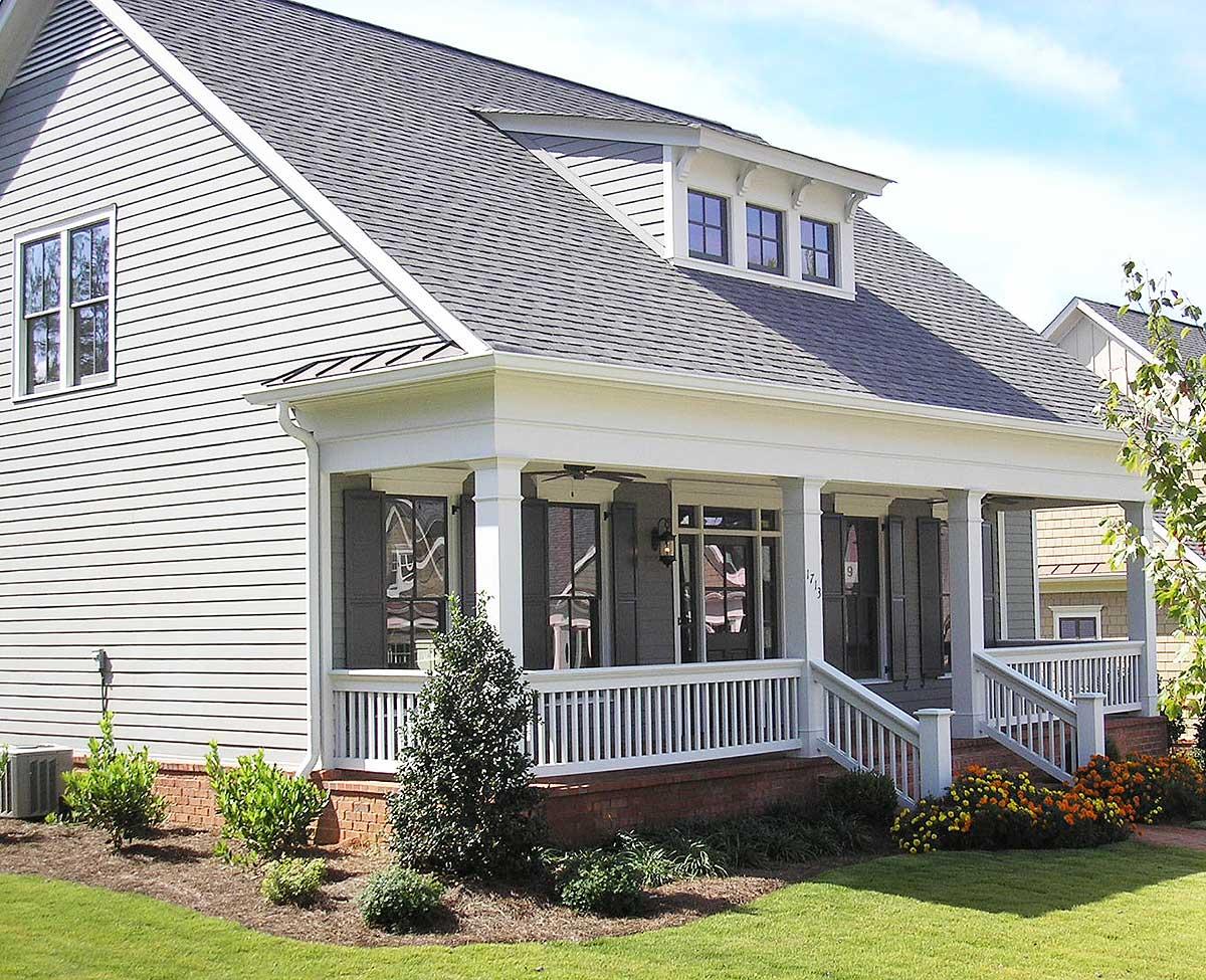 Northwest Cottage 70004cw Architectural Designs