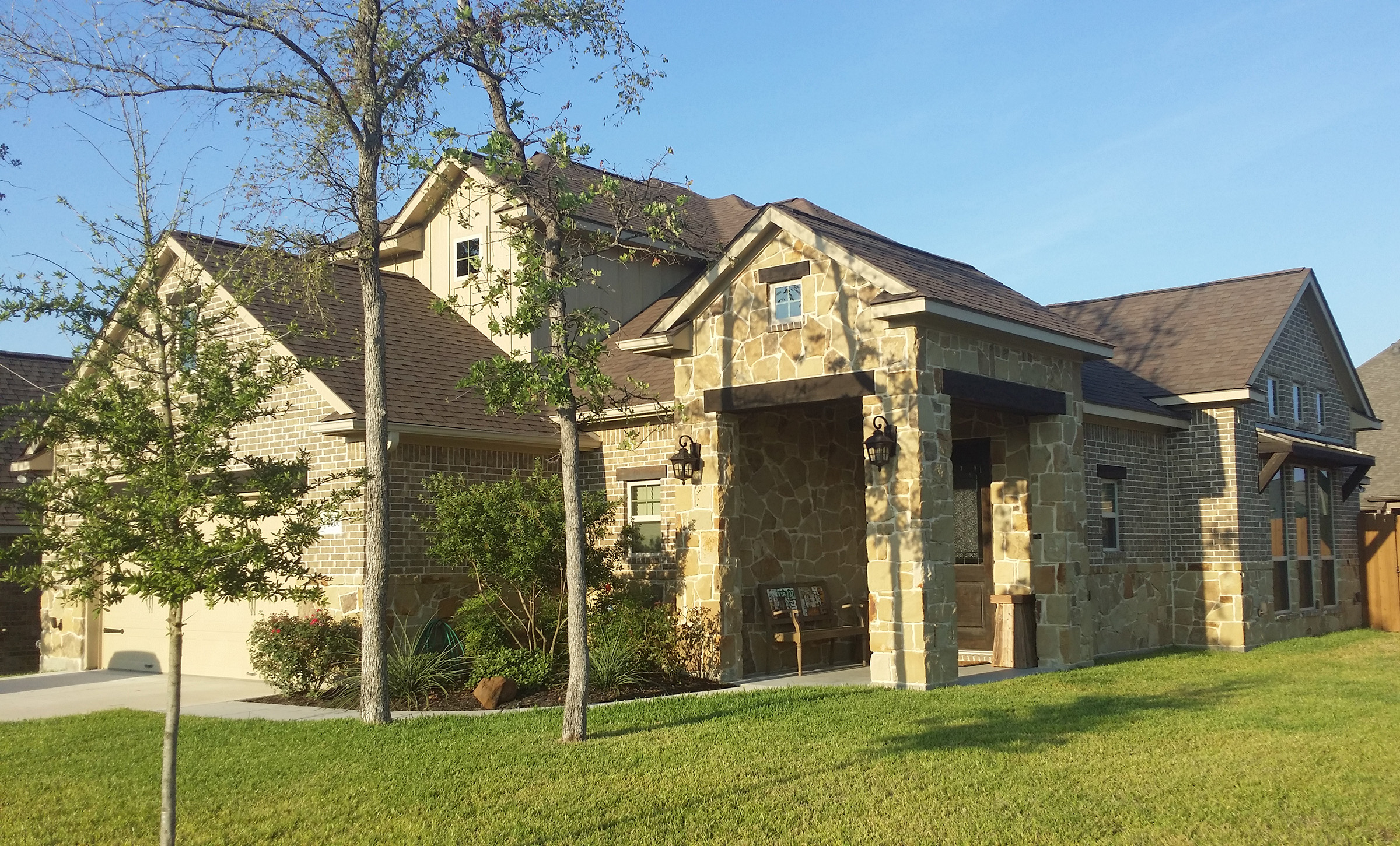3 Bed Hill Country With Vaulted Great Room 70700JR 1st