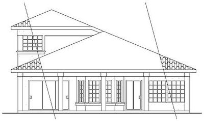 zero lot contemporary - 72028da | architectural designs - house plans