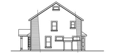 Symmetrical Colonial - 72058DA thumb - 03