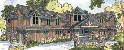 Spacious and Palatial House Plan - 72061DA thumb - 01