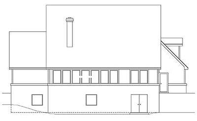 Spacious Country-Style House plan - 72259DA thumb - 02