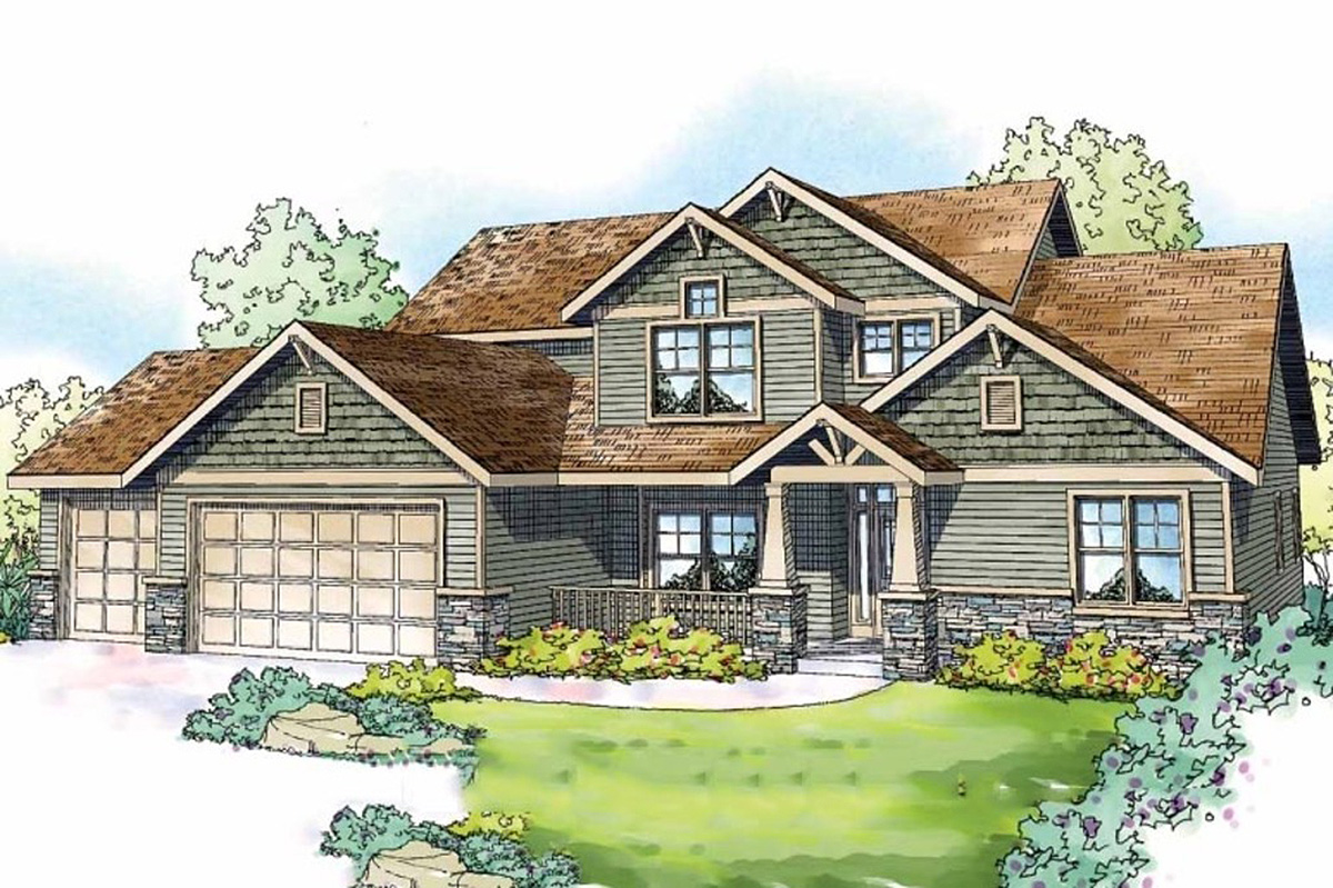 Nostalgic shingle style home plan 72275da 1st floor for Shingle house plans