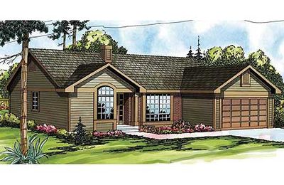 Perfect for downsizing 72620da architectural designs for Downsize home plans