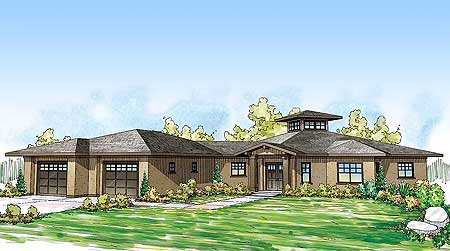 Octagonal home plan with clerestory crown 72671da for Clerestory house designs