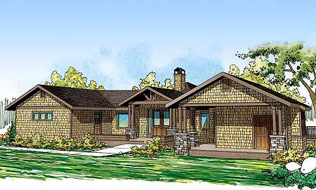 fantastic panoramic views 72672da architectural designs house plans. Black Bedroom Furniture Sets. Home Design Ideas