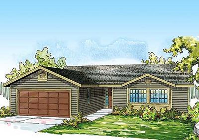 Economical ranch home plan 72684da architectural for Economical ranch house plans