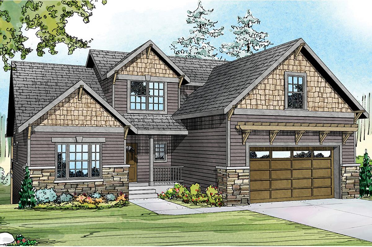 Bright and open cottage 72724da architectural designs for Bright house design