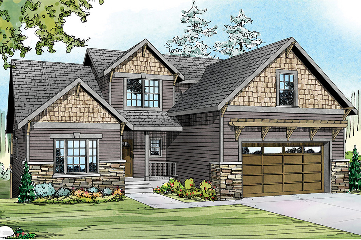 Bright and open cottage 72724da architectural designs for Cottage plans