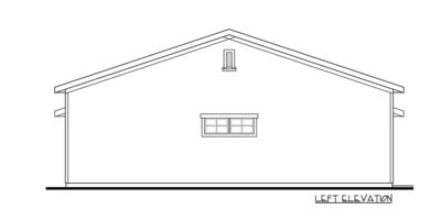 2 car or 4 car tandem garage plan 72766da for 4 car tandem garage