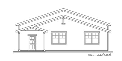 2 car or 4 car tandem garage plan 72766da for 2 car tandem garage