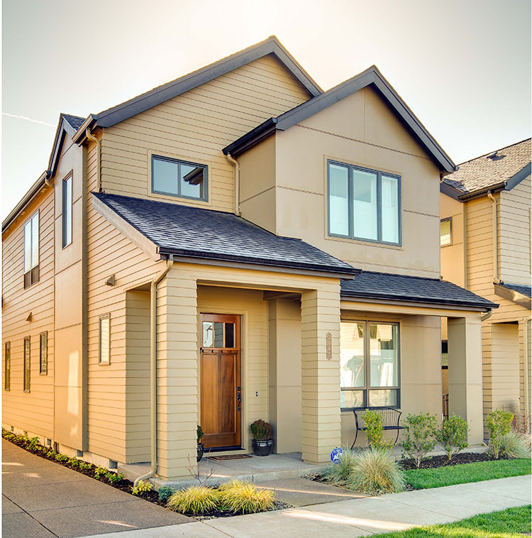 Narrow 3 bed townhouse plan 72785da architectural for Narrow townhouse plans