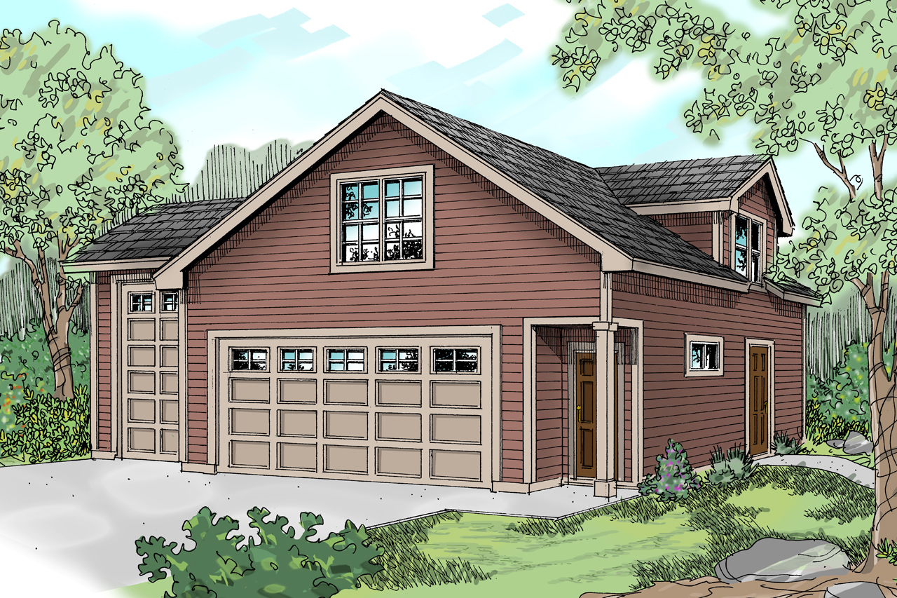 Carriage house with rv parking 72796da architectural for Carriage garage plans
