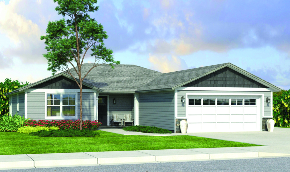 Ranch for family and aging in place 72812da for Aging in place house plans