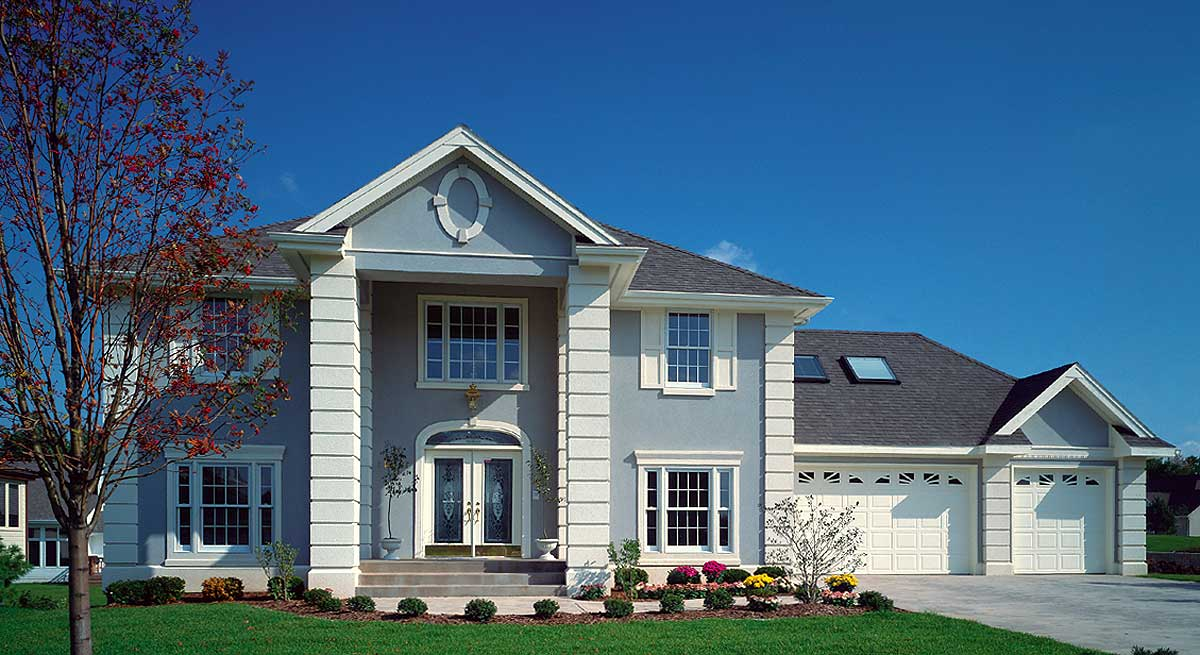 Timeless style two story 73024hs architectural designs for Timeless house plans