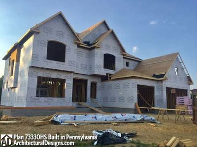 House Plan 73330HS comes to life in Pennsylvania! - photo 055