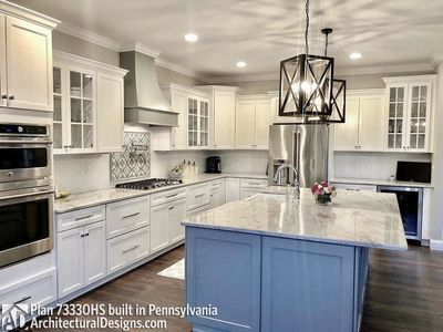 House Plan 73330HS comes to life in Pennsylvania! - photo 021