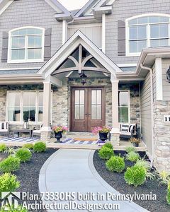 House Plan 73330HS comes to life in Pennsylvania! - photo 007