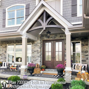 House Plan 73330HS comes to life in Pennsylvania! - photo 008