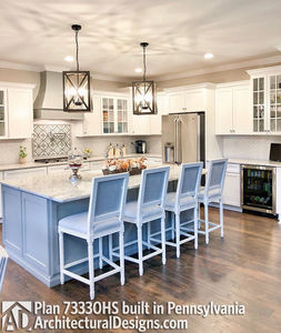 House Plan 73330HS comes to life in Pennsylvania! - photo 020
