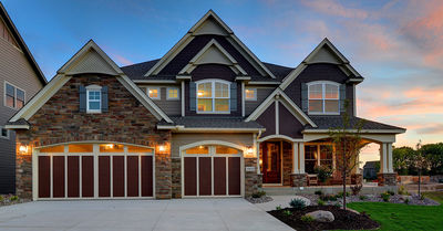 Craftsman Beauty With 2-Story Great Room - 73342HS thumb - 01