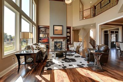 Craftsman Beauty With 2-Story Great Room - 73342HS thumb - 12