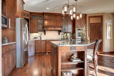 Craftsman Beauty With 2-Story Great Room - 73342HS thumb - 19