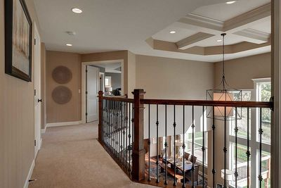 Craftsman Beauty With 2-Story Great Room - 73342HS thumb - 26