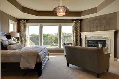 Craftsman Beauty With 2-Story Great Room - 73342HS thumb - 27