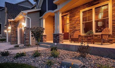 Craftsman Beauty With 2-Story Great Room - 73342HS thumb - 04