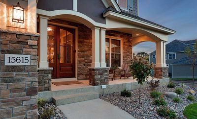 Craftsman Beauty With 2-Story Great Room - 73342HS thumb - 05