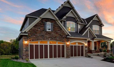 Craftsman Beauty With 2-Story Great Room - 73342HS thumb - 03