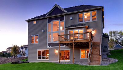 Craftsman Beauty With 2-Story Great Room - 73342HS thumb - 50