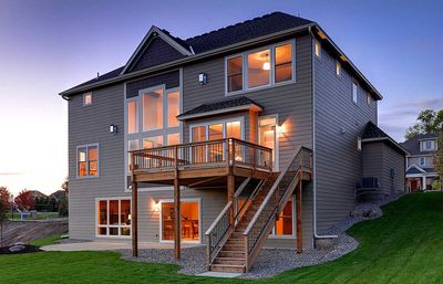Craftsman Beauty With 2-Story Great Room - 73342HS thumb - 51