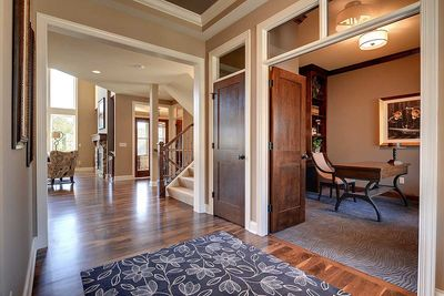 Craftsman Beauty With 2-Story Great Room - 73342HS thumb - 08