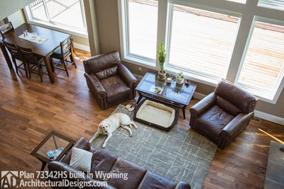 House Plan 73342HS comes to life in Wyoming - photo 016