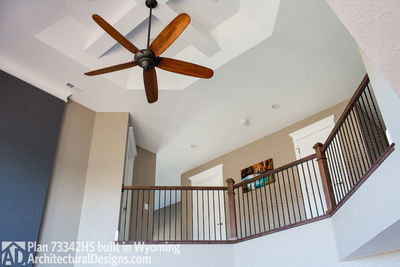 House Plan 73342HS comes to life in Wyoming - photo 014