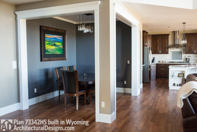 House Plan 73342HS comes to life in Wyoming - photo 005