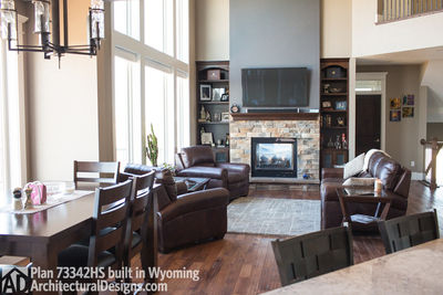 House Plan 73342HS comes to life in Wyoming - photo 009