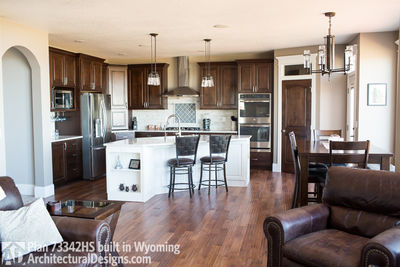 House Plan 73342HS comes to life in Wyoming - photo 011