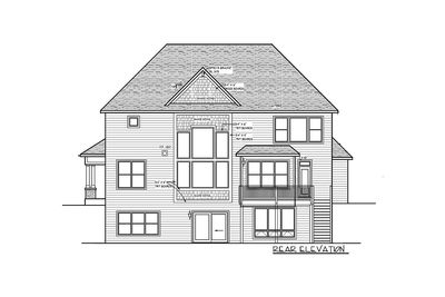 Craftsman Beauty With 2-Story Great Room - 73342HS thumb - 54