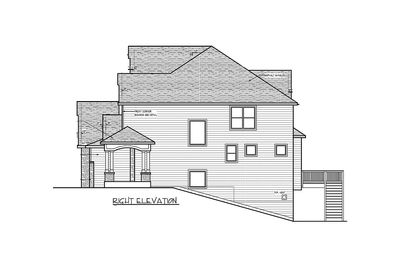 Craftsman Beauty With 2-Story Great Room - 73342HS thumb - 55