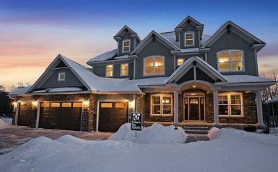 Storybook house plan with 4 car garage 73343hs for House plans with 4 car attached garage