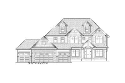 Storybook house plan with 4 car garage 73343hs architectural designs house plans for Storybook craftsman house plans
