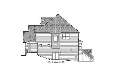 Storybook House Plan With 4 Car Garage - 73343HS thumb - 49